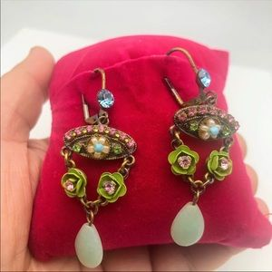 Beautiful Ornate Vintage Inspired Earrings